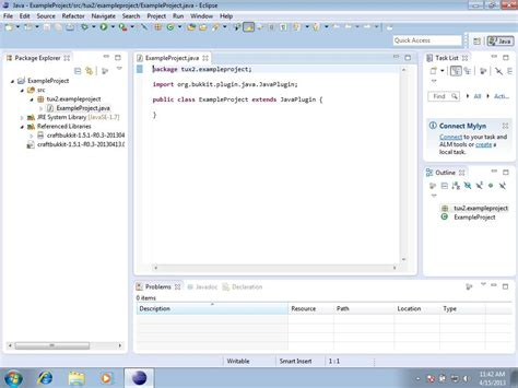 code mod game java learning java bukkit style part 1 or how to program a