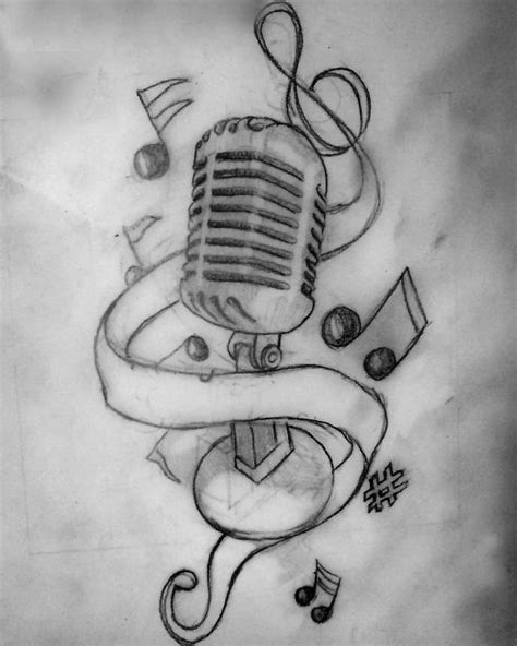 tattoo design sketch 1 by illogan on clipart library