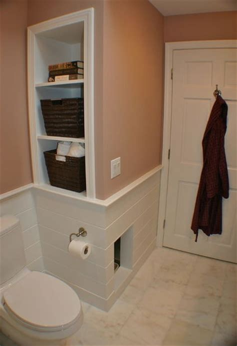 Litter Box Bathroom by Built In Bathroom Litter Box For The Home
