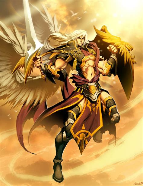 seraphim sword books gabriel he appears in the book of daniel in the