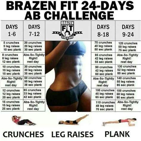 26 day ab challenge best ab challenge tara linton