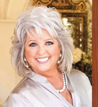 is paula deens hairstyle good for thin hair think paula deen s a racist you might be too if a