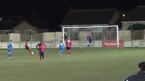 bentley penalty grays athletic player manager mark bentley comes off the