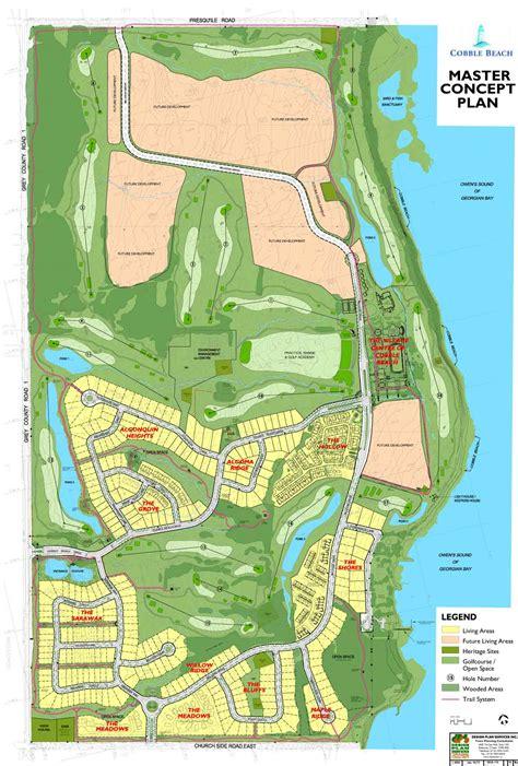 golf course home plans projects cobble beach golf course georgian bluffs