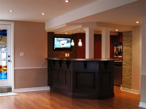 Basement Bar Ideas For Basement Basement Bar Idea