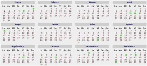 Calendario Escolar Cantabria 2017 18 Boc Krisss Evilnurse76