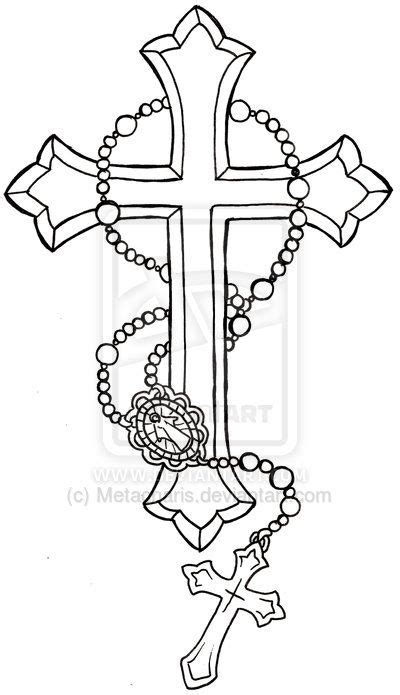 cross and rosary bead tattoos best 25 rosary bead ideas on rosary