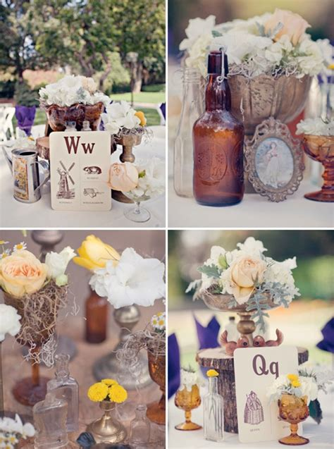 themed wedding decor 1920 s themed wedding ideas weddings by lilly