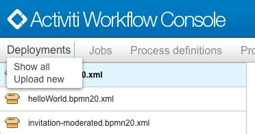 alfresco workflow console creating custom advanced workflows in alfresco ecm