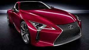 Cars Lexus 2017 Lexus Lc500 Detailed Car News Carsguide