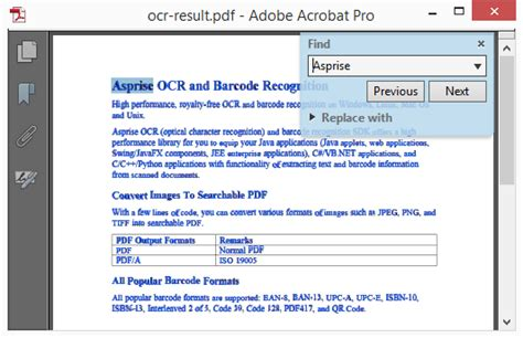 format file ocr asprise c c ocr sdk royalty free api library with