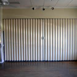 Sound Proof Room Dividers by Commercial Accordion Doors Other Commercial Equipment