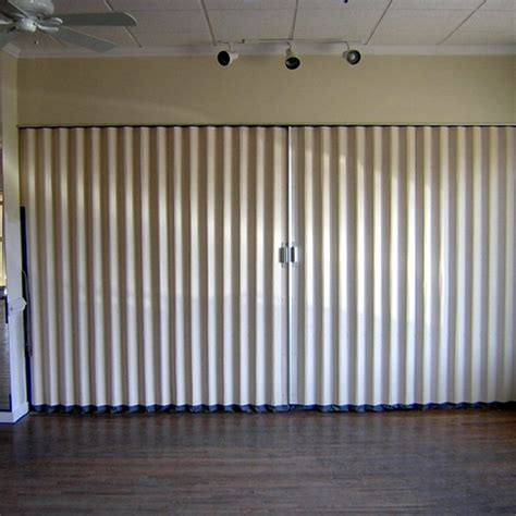 Accordion Room Divider by Commercial Accordion Doors Other Commercial Equipment
