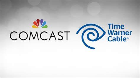 time warner cable help time warner cable to merge with comcast corporation to