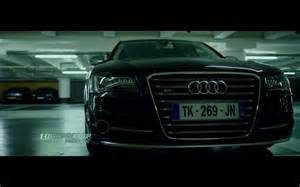 Transporter Audi S8 Audi Product Placement