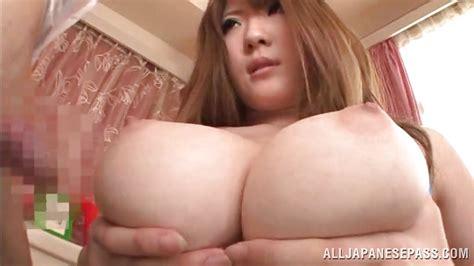 Momoka Nishina In Japanese Slut Gives An Amazing Tit Fuck