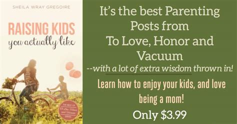 downsizing your home to love honor and vacuum raising kids you actually like to love honor and vacuum