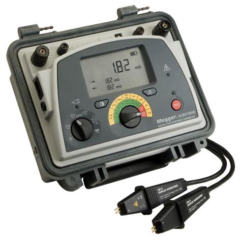 how to check resistor with ohmmeter why measure low resistance