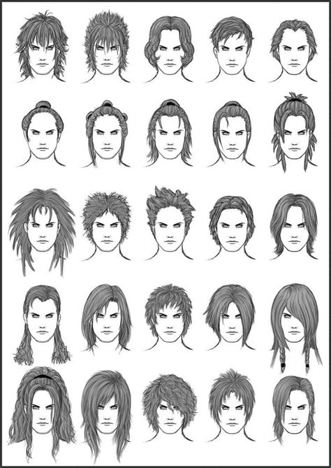 book character hairstyles stiiiill going hairstyles for men for character creation