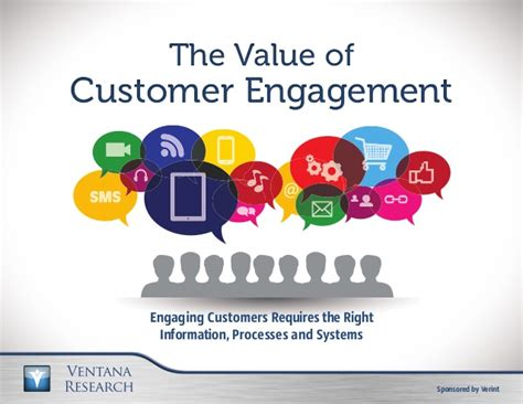 Customer Engagement And Provide Best Customer Service Sle Resume The Value Of Customer Engagement E Book