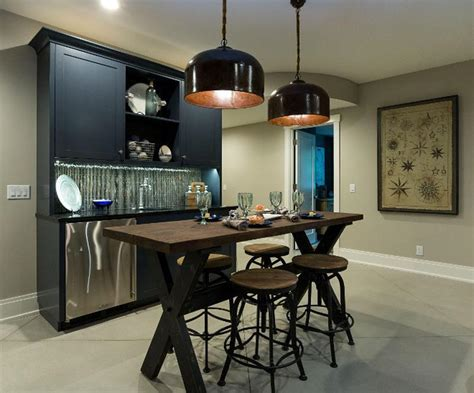 houzz revere pewter dining room modern home interiors