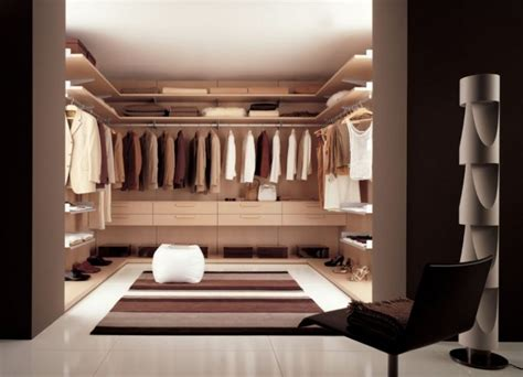 stunning walk in closet design for brown personal