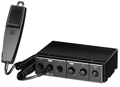 Mic Car Call Toa Zm100ec Original Toa toa ca130 mixer mobile 12vdc 30w with mic compass