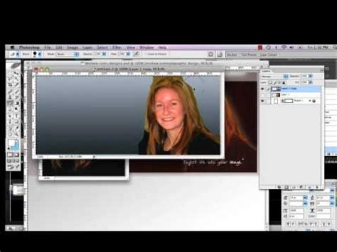 tutorial header website website design photoshop tutorial on how to cut out a