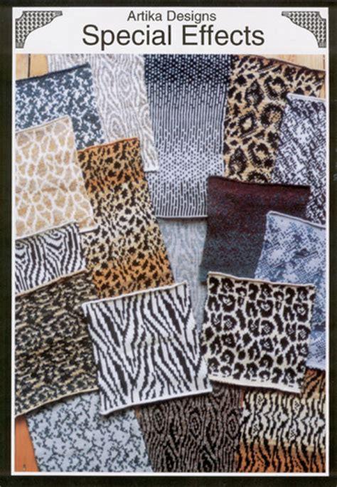 knitting pattern zebra print animal prints special effects knitting designs