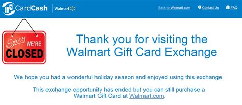 Gift Card Exchange Site - cardcash s walmart gift card exchange shut down doctor of credit