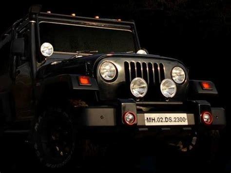 mahindra thar di price mahindra thar facelift to be launched tomorrow get