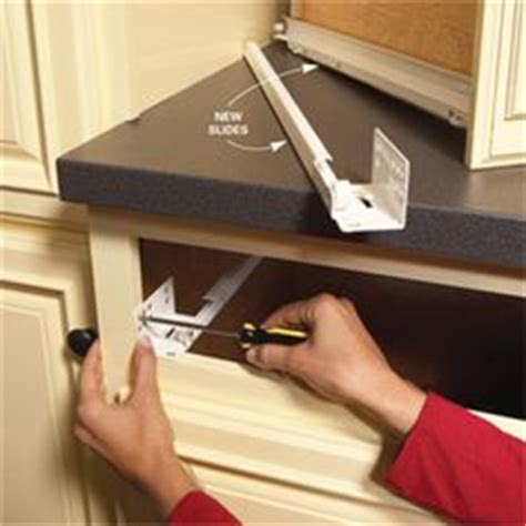 Cabinet Drawer Hardware Repair by Fix Dresser Drawers On Drawers Drawers