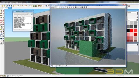 download tutorial vray sketchup 8 tutorial vray rt para sketchup youtube