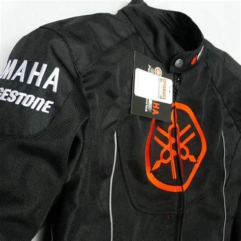 Yamaha Motorradjacke by White And Black Color For Yamaha Breathable Mesh Summer