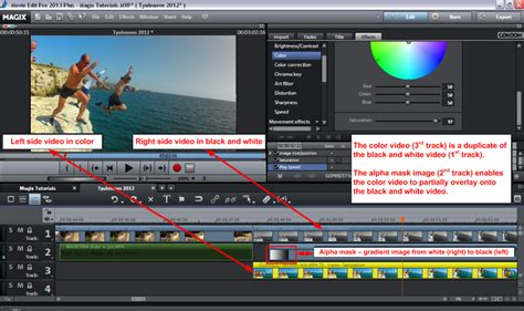 videomakerfx tutorial how to edit videos video editing tutorials