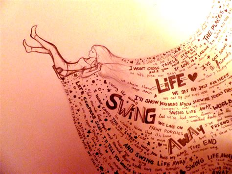 swing your life away swing life away by n b r artwork on deviantart