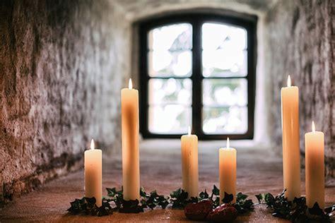 candela rossa magia la magia delle candele rituali magici