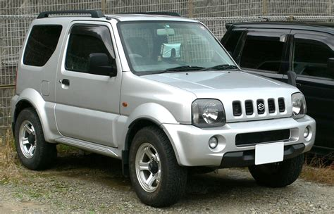 1998 Jeep Wiki File 1998 Suzuki Jimny 01 Jpg Wikimedia Commons