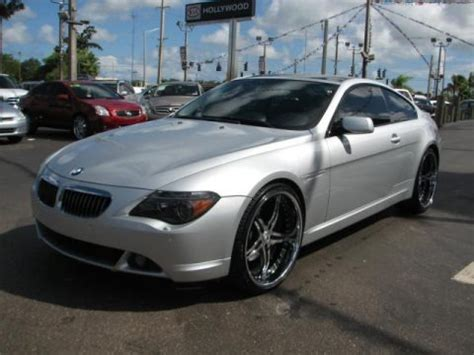 Bmw 650i Specs by 2007 Bmw 6 Series 650i Coupe Data Info And Specs