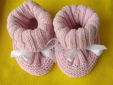 stay on booties knitting pattern stay on baby booties knit