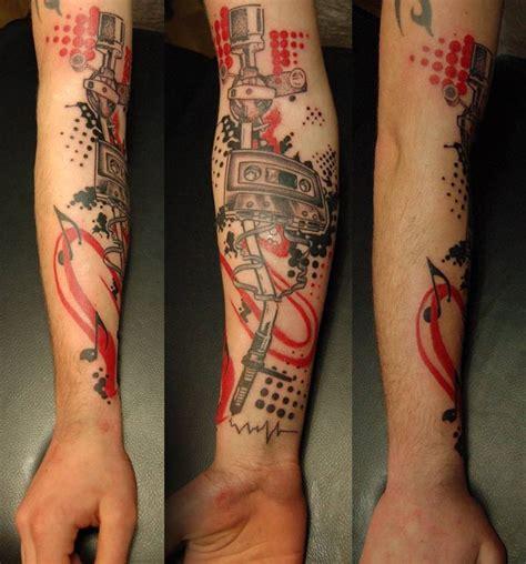 tattoo arm music 34 best tattoos images on pinterest tattoo ideas tattoo
