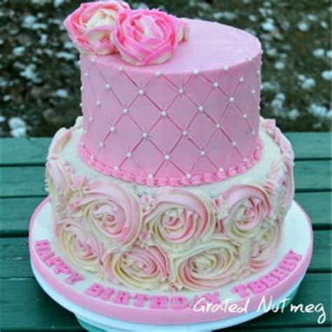 Grid Sweety Cake Note vanilla buttercream frosting grated nutmeg