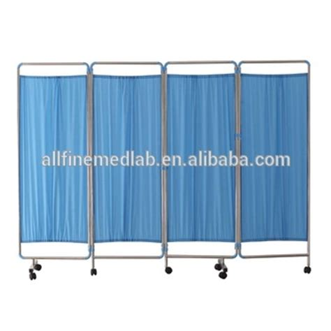 4 panel room divider cheap cheap hospital ward room folding screen room divider 4