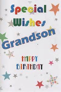birthday wishes for grandson page 4