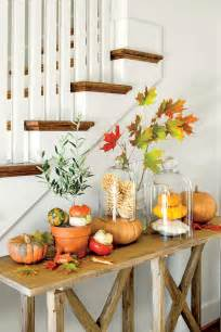 Ideas For Fall Decorating At Home Gallery For Gt Fall Decor Ideas