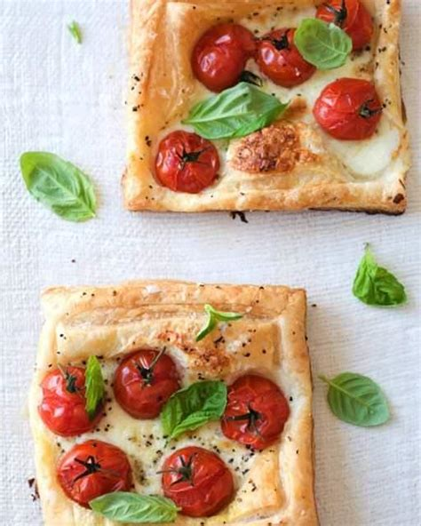easy sweet and savory cherry tomato tart summertime flavors 8 savory tart recipes thegoodstuff