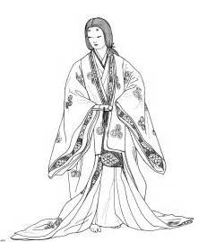 fashion coloring pages start gt coloring history gt coloring japanese