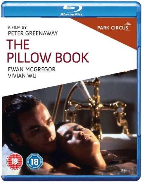 The Pillow Book - the pillow book zavvi
