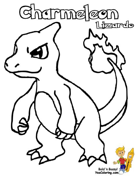 coloring page charizard pokemon pictures