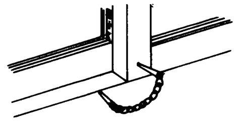 Awning Window Latch Windows Security